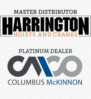 Harrington Hoist Master Distributor