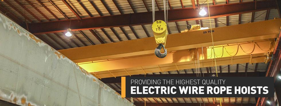 Wholesale Hoists Electric Hoist